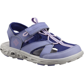 Columbia Youth Techsun Wave - Sandales Enfant - violet